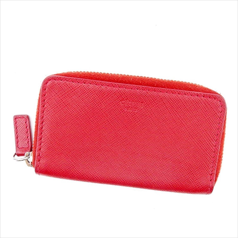 [セリーヌ] Celine コインケース 財布 メンズ可 中古 美品 T2914 B0772R9PJS