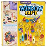 (US) Made By Me 2-in-1 Create Your Own Window Art Kit by Made By Me