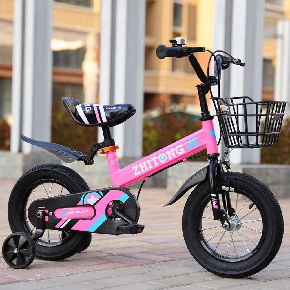 FINLR Bicicleta para Niños Chico Chica Las Bicicletas De Los Niños ...