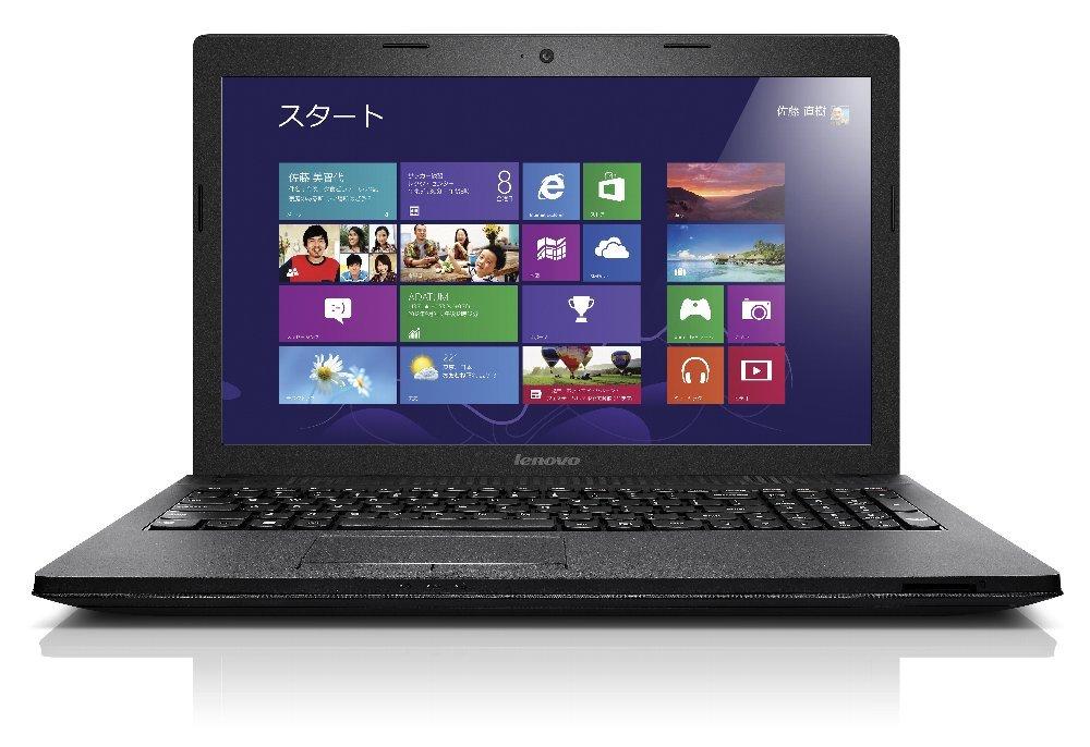 Lenovo G510(Win8.1/i5/8GB*1/500SSHD(+8GB)/Office H&B/Black/15.6HD LED) 59417189   B00JJ95YB8