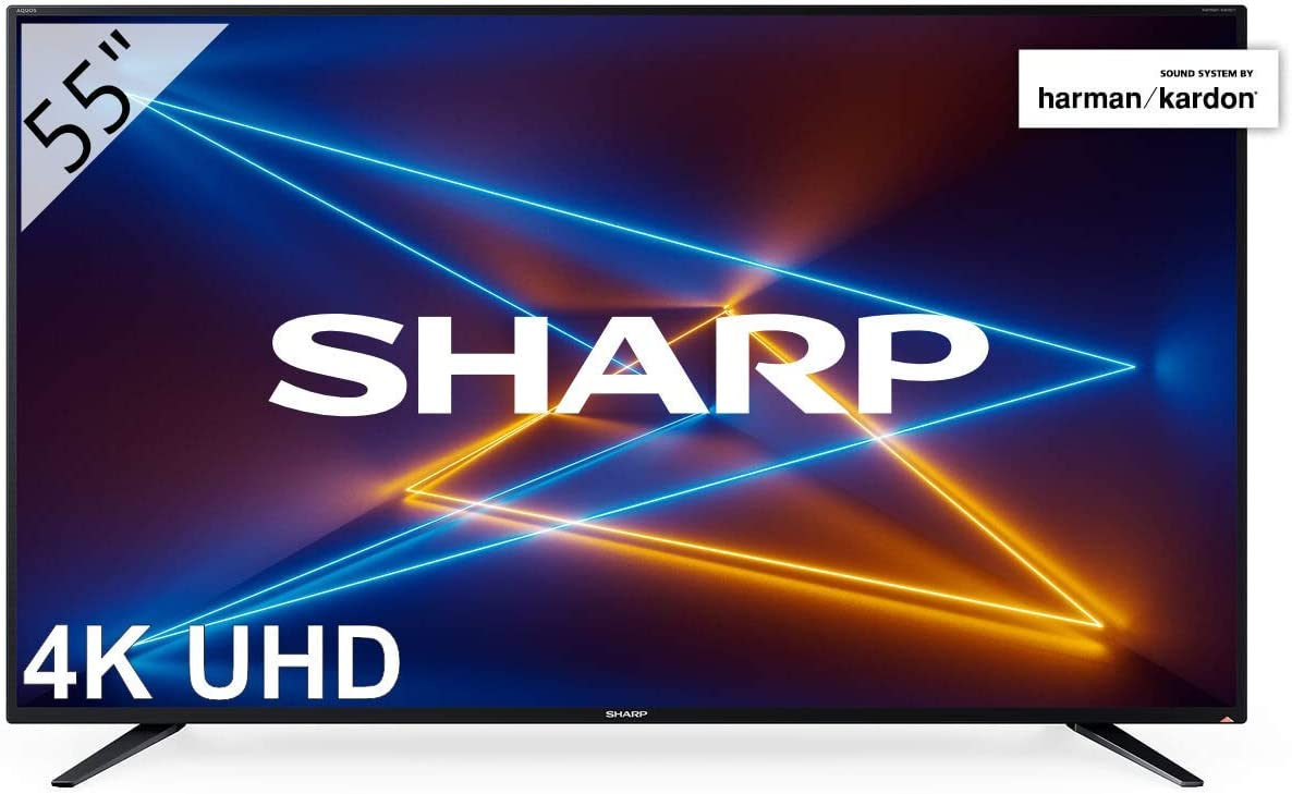 Sharp LC-55UI7252E - UHD Smart TV de 55