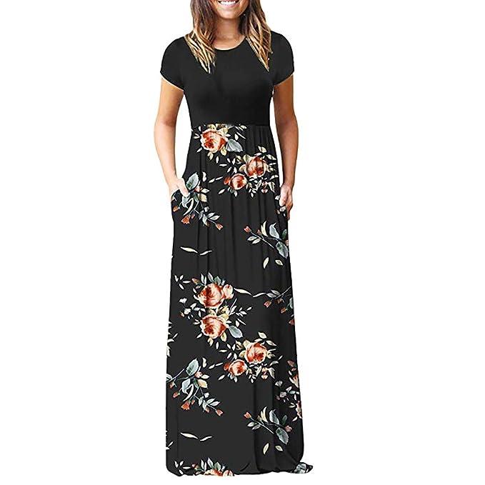 POTO Dress For Women ,Striped Maxi Dress Evening Party Dress SunDress Beach  Dress
