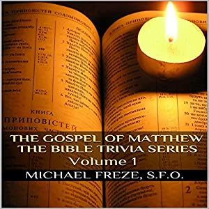 The Gospel of Matthew Audiobook