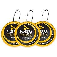 WASP SHIELD 3X Avispa Repelente Orgánico Insecticida Natural