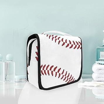 Amazon.com: SLHFPX - Neceser de béisbol, organizador de aseo ...