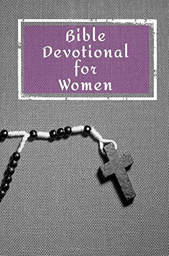Bible Devotional For Women: Blank Prayer Journal, 6 x 9, 108 Lined Pages
