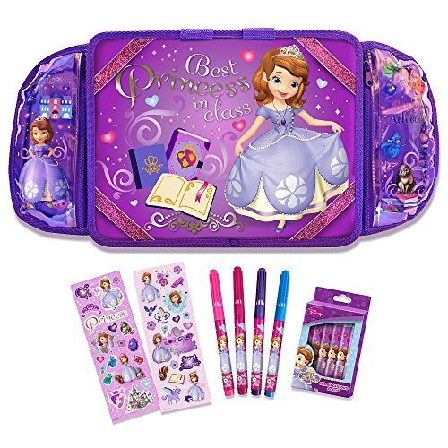 Disney Jr. Sofia The First - Travel Art