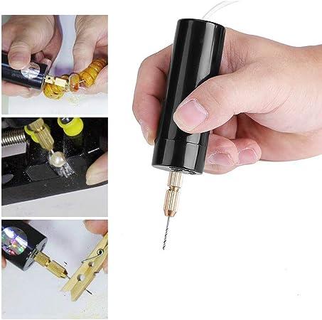 Perceuse /électrique DC 5V mini perceuse /électrique /à main micro USB avec 3 bits