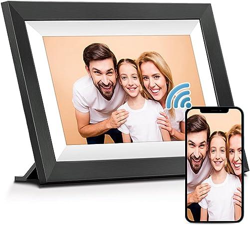 MARVUE WiFi Digital Picture Frame 10.1-inch