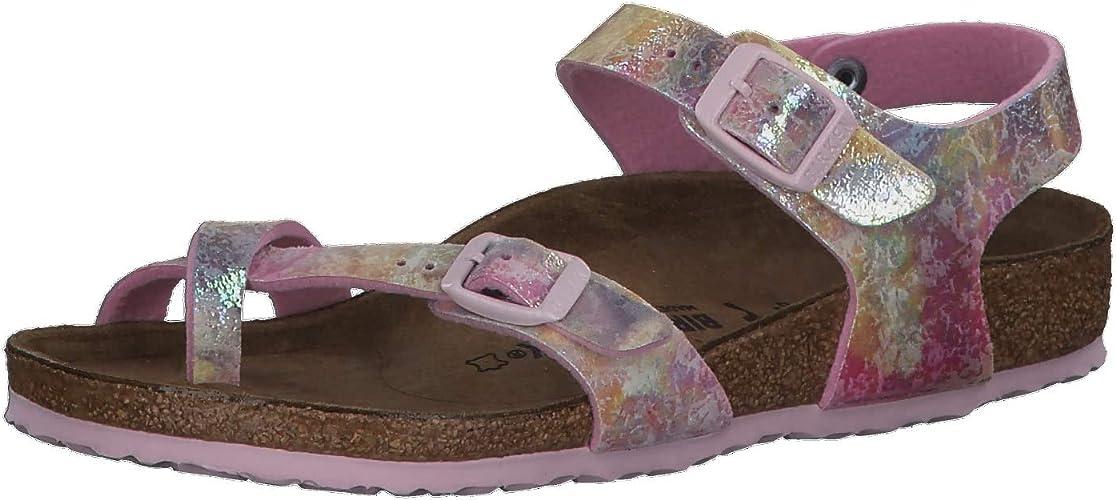 BIRKENSTOCK Taormina Mädchen Sandalen: : Schuhe