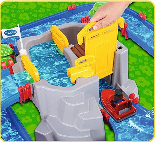 AQUAPLAY 194387 Mountain Water Playset