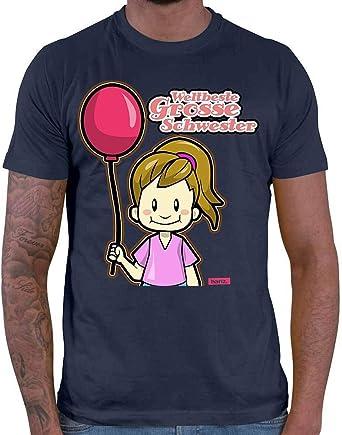 Hariz - Camiseta para hombre con globo y tarjeta de regalo ...