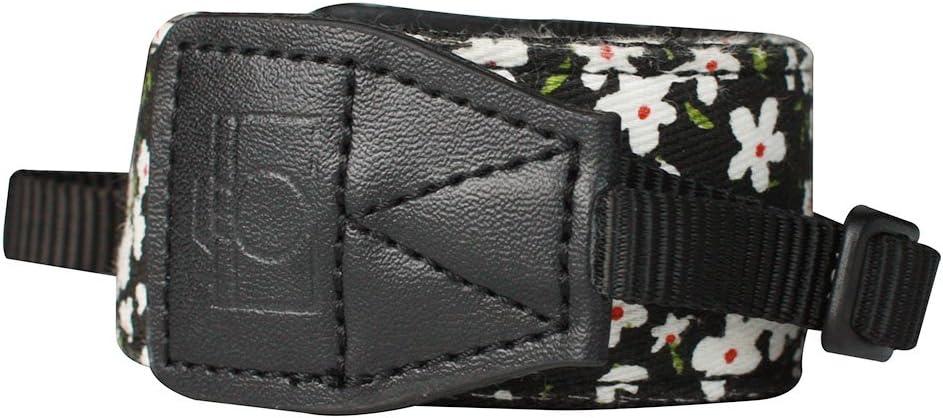 Sony Canon Black JAVOedge Floral Fabric Universal Adjustable DSLR Camera Shoulder /& Neck Strap for Nikon
