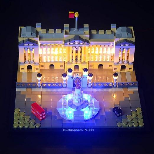 LEGO Bundle Architecture 21029 Buckingham Palace /& 21034 London Skyline NEW