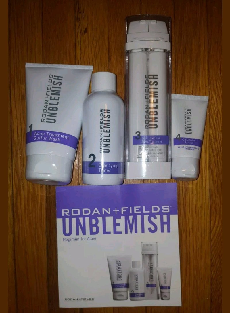 Rodan and Fields Unblemish Authentic
