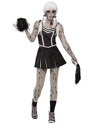 forum zombie cheerleader adult costume std