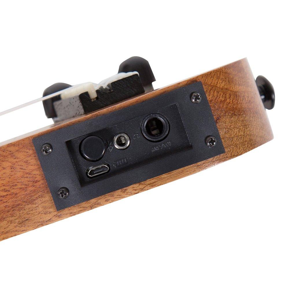 Bluetooth EleUke Peanut PE-MH Soprano Electric Ukulele