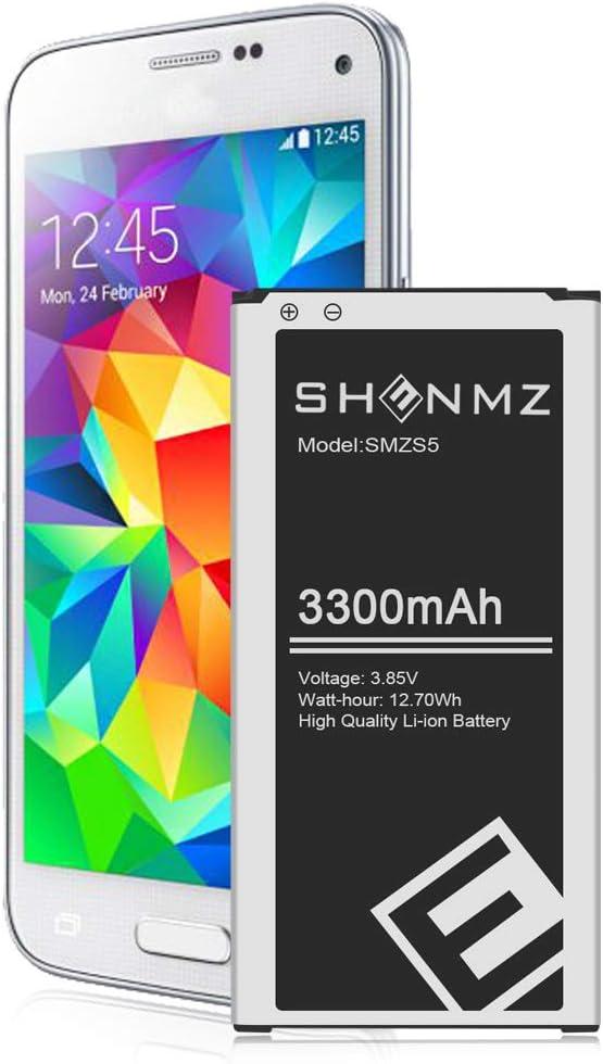 Bateria Samsung S5 3300 Mah G900a,g900f,g900h