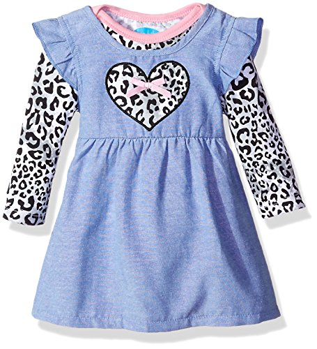 cheetah dresses for babies - 3