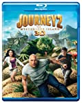 Cover Image for 'Journey 2: The Mysterious Island 3D (Blu-ray 3D + Blu-ray + DVD + UltraViolet)'