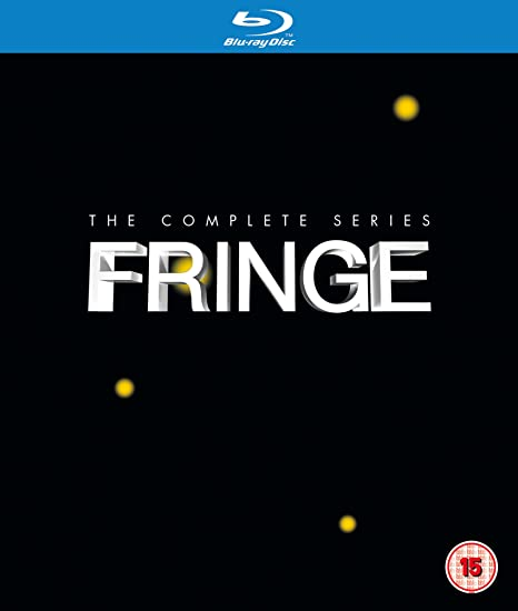 Fringe: The Complete Series Collection Science Fiction (Movies & TV Shows) at amazon