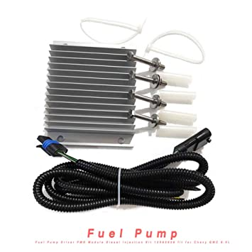 Fuel Pump Driver PMD Module Diesel Injection for 6.5L Chevy GMC V8 904-104