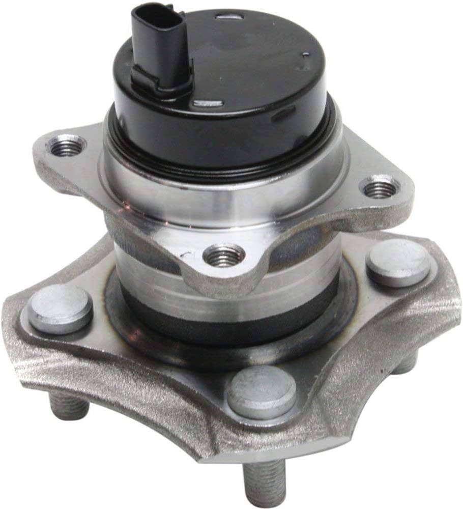 Wheel Hub and Bearing For 2004-2006 Scion xB Rear Left and Right FWD With ABS Sensors Lug Bolts 2Pc