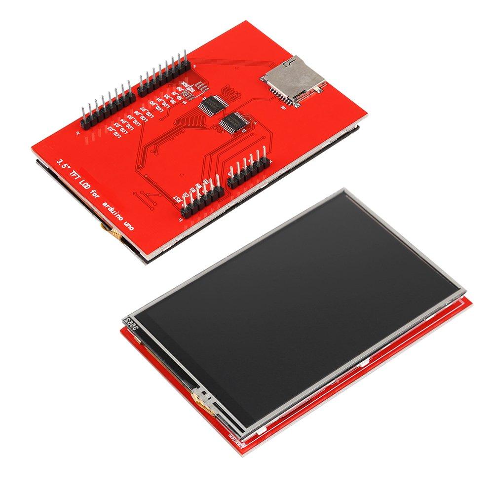 3.5 inch TFT LCD Touch-Screen Module 480 x320 Resolution for Arduino Uno Mega2560 Board
