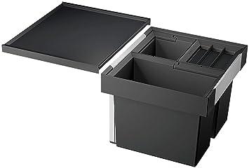 Blanco Flexon II 50/3, Abfallsystem Für Die Mülltrennung In Der Küche, Mit