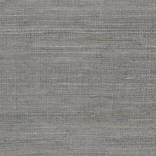 Manhattan comfort NW488-420 Lincoln Series Raw Jute Paper Weaves Grass Cloth Design Large Wallpaper Roll, 36