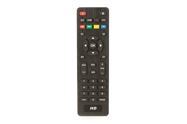 Opticum AX HD 150 HDTV-Satellitenreceiver Full HD 1080p, HDMI, USB, Scart, 12 Volt, ideal auch f/ür Camping