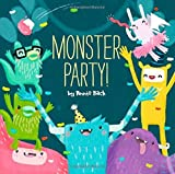 Monster Party! by Bach, Annie (2014) Hardcover