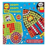 ALEX Toys Pequeñas manos Zoom Zoom Mosaico