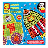 Best Brands Toys - ALEX Toys - Early Learning Zoom Zoom Mosaic Review