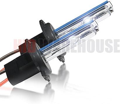 FORD FOCUS 01 XENON HEADLIGHT BULBS SUPER BLUE HID H1