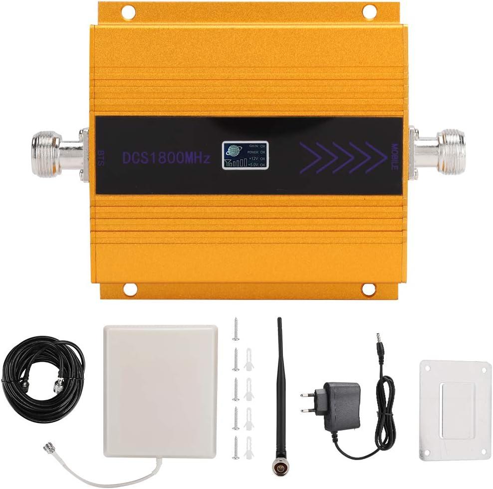 Oumij Amplificador de Señal con Antena, Amplificador de ...