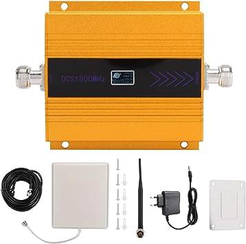 Oumij Amplificador de Señal con Antena, Amplificador de Señal ...