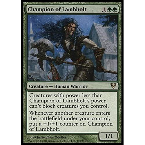 Magic: the Gathering - Champion of Lambholt (171) - Avacyn Restored