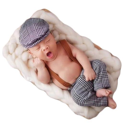 Amazon.com: Bebé Fotografía Props recién nacido niño foto ...