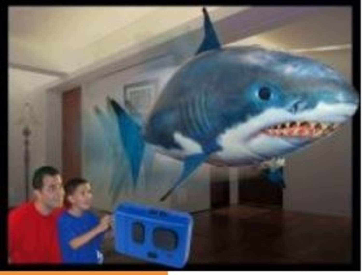 Air Swimmer Inflatable Flying Shark by William Mark (Image #2)