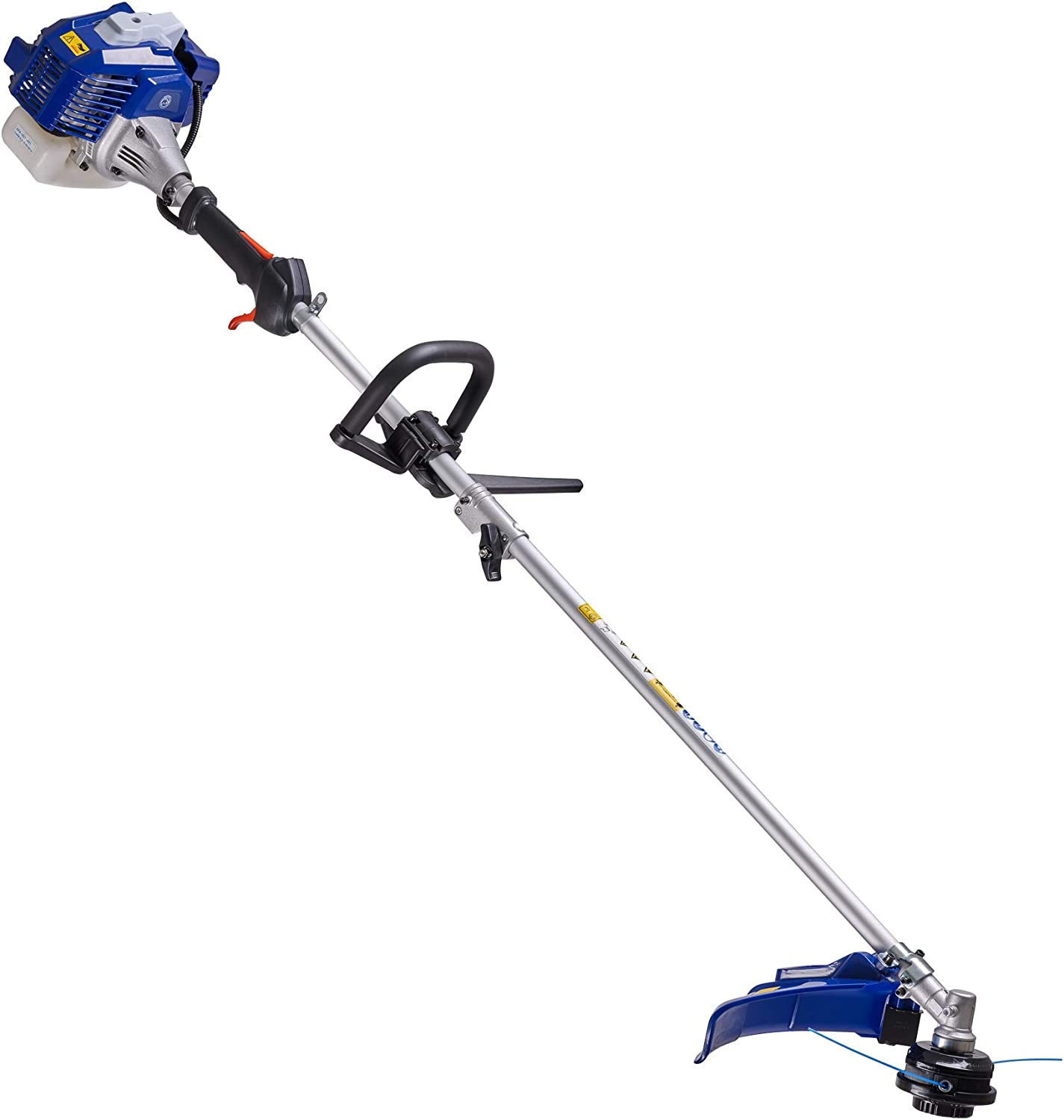 Wild Badger Power WBP26BCI 26CC Straight Shaft Brush Cutter, Blue