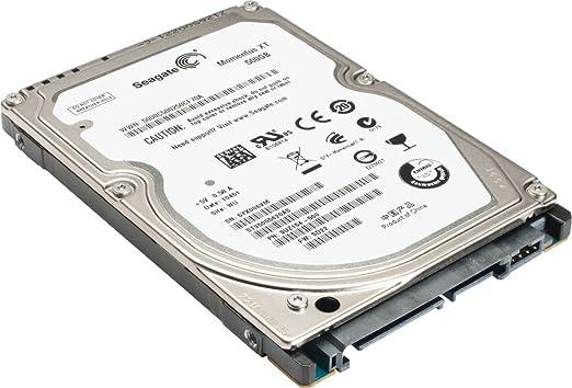 Seagate Momentus XT 500GB 2 5 inch SATA Hybrid Hard Drive/SSD Retail