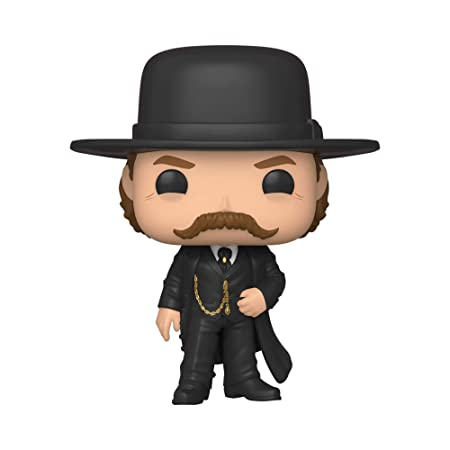 Tombstone Funko 45376 POP Movies Multicolour Virgil Earp Collectible Toy