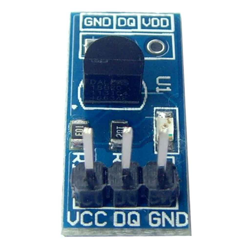 Ben-gi Temperaturmessung Sensor Transducer-Monitor liefern Sensing Module Onboard DS18B20 Chip