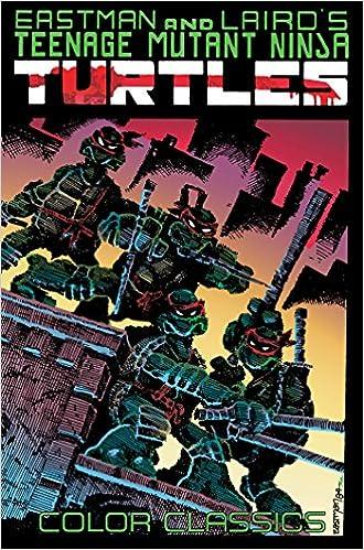 teenage mutant ninja turtles color classics vol 1 tmnt color