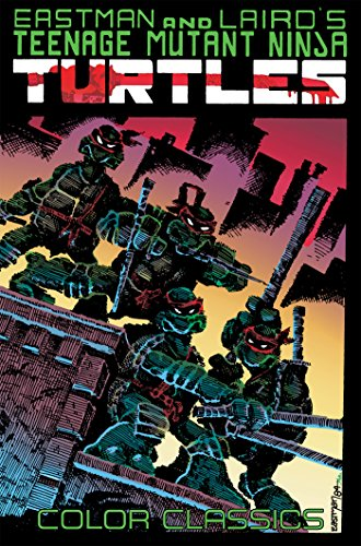 Teenage Mutant Ninja Turtles Color Classics, Vol. 1 (TMNT Color Classics)