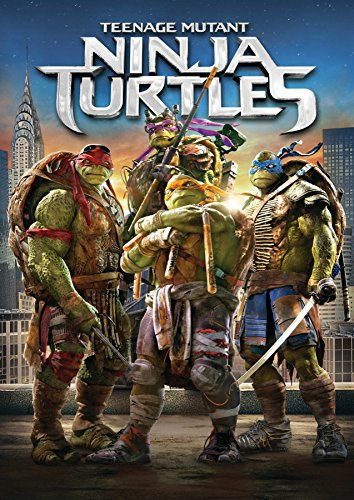Ninja Turtle Movie (Teenage Mutant Ninja Turtles (2014))