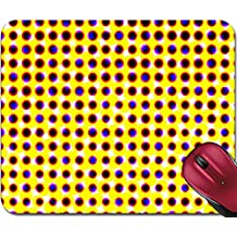 Liili Mousepad IMAGE ID 33059741 spotted optical vision illusion 3d background