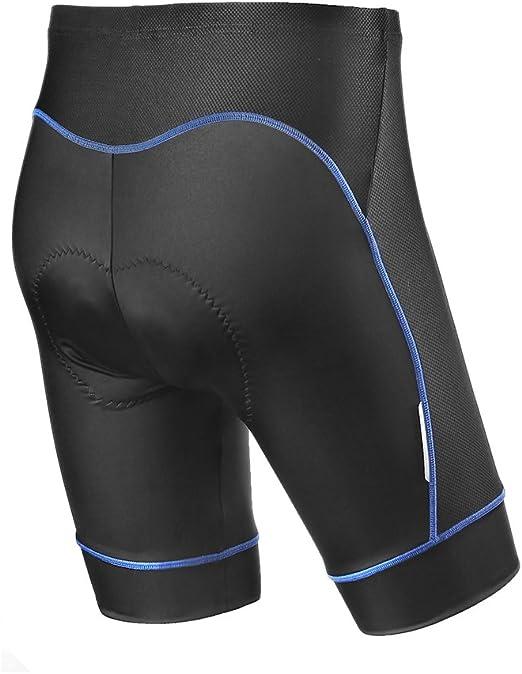 Lameda Pantalones Ciclismo,Pantalones Cortos de Ciclismo Culotte ...
