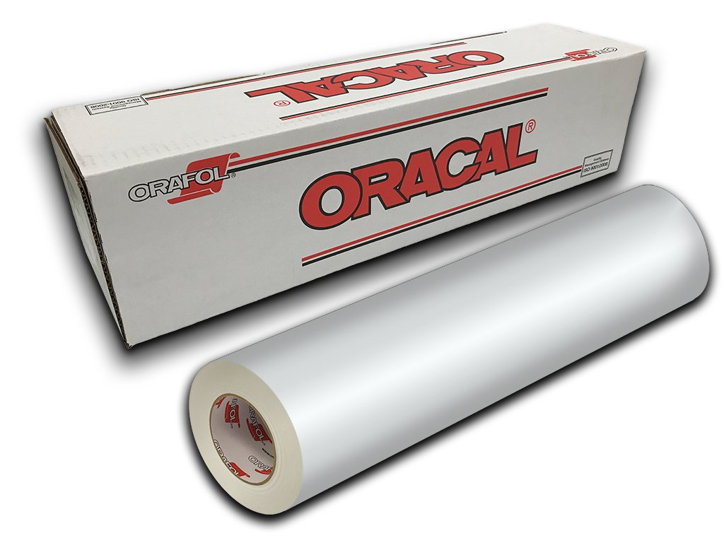 Oracal 651 - 12'' x 10yd - White Matte 010M